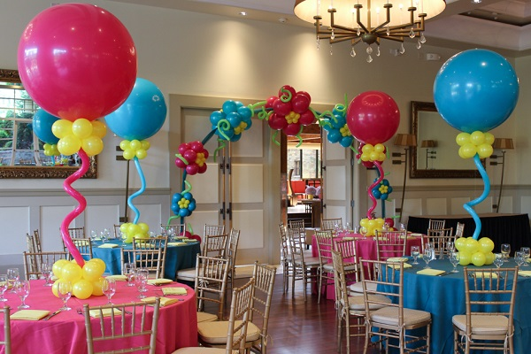 5 Best Balloon Decoration Ideas For Corporate Events