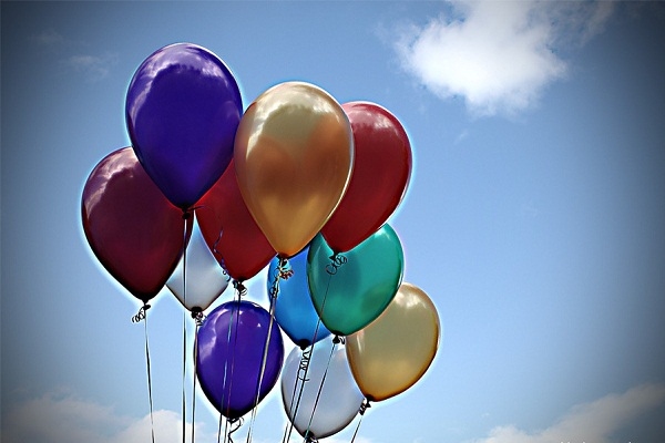 Balloons Advertising- A new step in Advertising