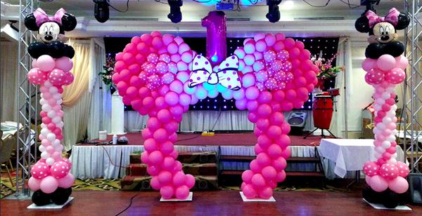 Baby Shower Balloon Decorative Ideas
