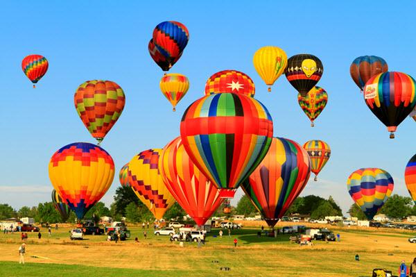 Tips For Attending Hot Air Balloon Festival