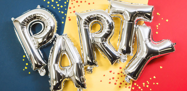 Essential Tips For Inflating Party Balloons