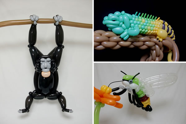 Five Balloon Animals You Need To Know For Parties