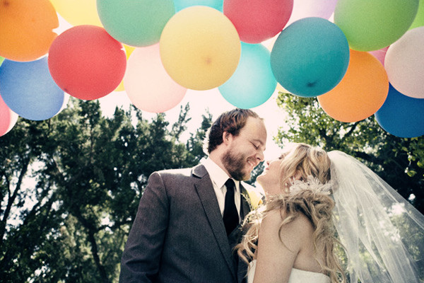 8 Fun and Creative Wedding Balloon Ideas
