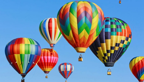10 Facts About a Hot Air Balloon You Didn't Know