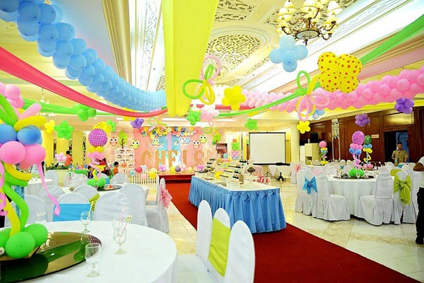 10 Best Tips To Use Balloons For Decorating Party Venue