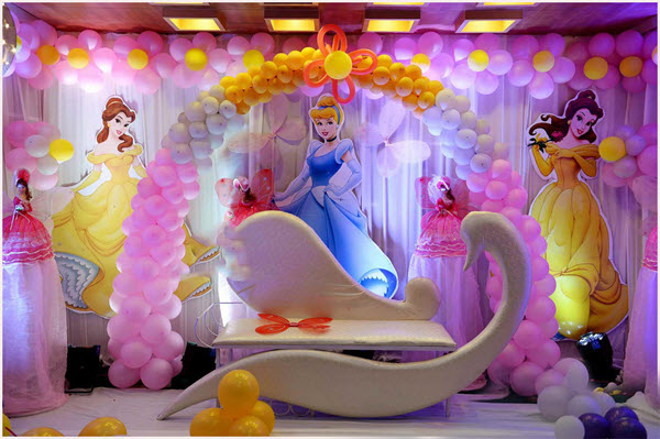 Hire Balloon Decorators In Bangalore For Theme Birthday Party