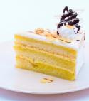Almond (Vanilla) Cake