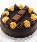 Chocolate Mars Cake