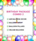 Birthday Package Combo 2