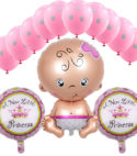 Welcome Baby Girl Package