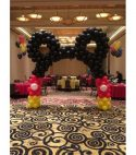 Mickey Balloon Arch