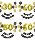 Milestone Age Balloons Combo