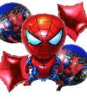 Spider man Foil – 5 pcs Helium