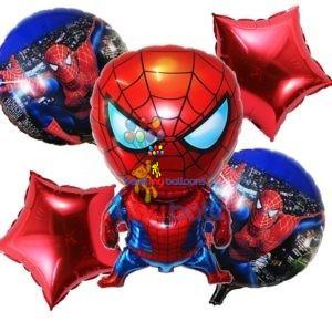 5-Pcs-lot-Spiderman-Helium-Foil-Balloon-Latex-Balloon-Superhero-Theme-Party-Happy-Birthday-Decoration-Great (5)