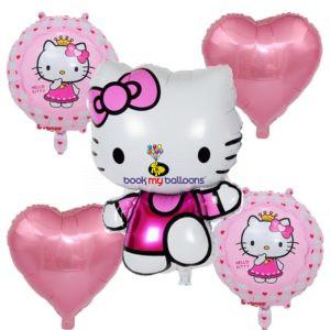5pcs-set-hello-kitty-Foil-Balloons-star-heart-Balloon-birthday-party-decorations-kids-toy-Supplies-KT (5)