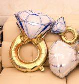Wedding Ring Foil – 2 pcs