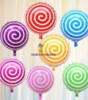 Candy Lollipop Balloons – 10 pcs
