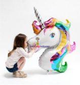 Unicorn Helium Foil