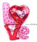 Love Foil Jumbo