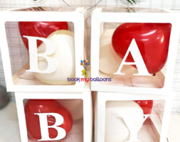 BABY Balloon Box