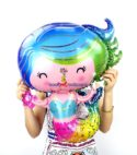 Mermaid Balloon Bouquet – 5 pcs