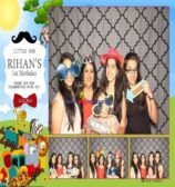 Instant Photo Booth with Props