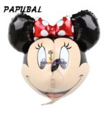 3d Minnie Face