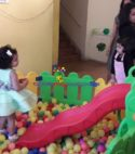 Ball Pool Slide – Mini 4ft