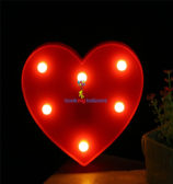 Led Marquee Heart