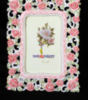 Designer Flower Photo Frame