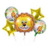 Jungle Safari Boquet – 5 pcs