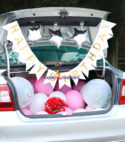 Birthday Surprise Car Boot Decor