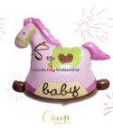 Baby Pink Pony