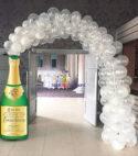 Champagne Bottle Prop