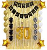 Happy Birthday Shimmer Combo