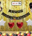 Anniversary Combo Pack -70 pcs