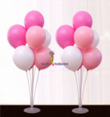 2 Sets Table Balloon Stand Kit