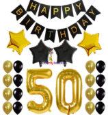 Milestone Age Birthday Combo