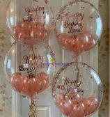 Personalised Balloons – 4 pcs