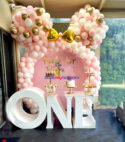 Minnie Theme 1st Birthday