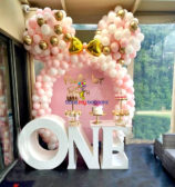 Minnie Theme 1st Birthday