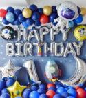 Space Theme Birthday