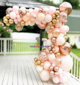 Trendy Pastel Chrome  Arch